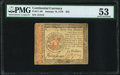 Continental Currency January 14, 1779 $55 PMG About Uncirculated 53