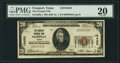 Freeport, TX - $20 1929 Ty. 1 The Freeport National Bank Ch. # 10420 PMG Very Fine 20