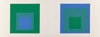Josef Albers (1888-1976) Formulation Articulation II, 1972 The complete set of 33 screenprints in colors on wove paper...