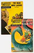 Silver Age (1956-1969):Classics Illustrated, Classics Illustrated #8 and 71 Group (Gilberton, 1962-64) Condition: Average FN.... (Total: 2 Comic Books)