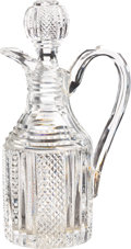 Miscellaneous, A Group of Waterford and Other Glass Decanters, early 20th century . ... (Total: 3 )