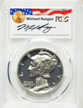 2018-W $25 Palladium, First Strike, Michael Reagan PR70 Deep Cameo PCGS. PCGS Population: (2908). NGC Census: (0). ...(P...