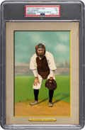 Baseball Cards:Singles (Pre-1930), 1910-11 T3 Turkey Red Red Kleinow (Checklist) #21 PSA EX 5....