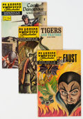 Silver Age (1956-1969):Classics Illustrated, Classics Illustrated First Editions Group of 21 (Gilberton, 1957-62) Condition: Average FN.... (Total: 21 Comic Books)