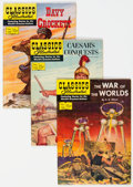 Golden Age (1938-1955):Classics Illustrated, Classics Illustrated First Edition Group of 12 (Gilberton, 1955-57) Condition: Average FN.... (Total: 12 Comic Books)