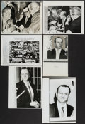 Miscellaneous Collectibles:General, 1960's Jack Ruby and JFK Assassination Original Press Photographs Lot of 6....