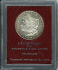 Additional Certified Coins: , 1879-S S$1 Morgan Dollar MS65 Paramount (MS63)....