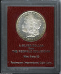 Additional Certified Coins: , 1879-S S$1 Morgan Dollar MS65 Paramount (MS64)....