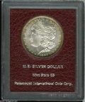 Additional Certified Coins: , 1885 S$1 Morgan Dollar MS65 Paramount (MS64)....
