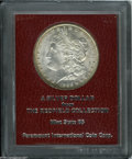 Additional Certified Coins: , 1896 S$1 Morgan Dollar MS65 Paramount (MS63)....
