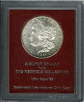 Additional Certified Coins: , 1897-S S$1 Morgan Dollar MS65 Paramount (MS64)....