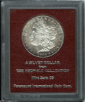 Additional Certified Coins: , 1900-S S$1 Morgan Dollar MS65 Paramount (MS62)....