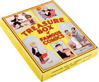 Treasure Box of Famous Comics (Cupples & Leon, 1934) Condition: Average VF+