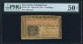 Colonial Notes:New Jersey, New Jersey March 25, 1776 12s PMG About Uncirculated 50 Net.. ...
