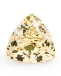 Gems:Faceted, Gemstone: Apatite - 5.36 Cts.. Mexico. 11.69 x 11.68 x 7.17 mm. ...