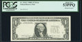 Error Notes:Missing Third Printing, Missing Third Printing Error Fr. 1915-C $1 1988A Federal Reserve Note. PCGS About New 53PPQ.. ...