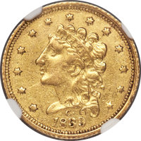 1839-C $2 1/2 -- Cleaned -- NGC Details. AU. Breen-6150, Winter-2, Variety 22, R.4