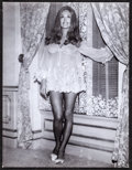 """Movie Posters:Action, Sharon Tate in The Wrecking Crew (Columbia, 1969). Very Fine. Original Oversized Wardrobe Photo (10.25"""" X 13.25""""). Action.. ..."""
