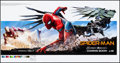 Movie Posters:Action, Spider-Man: Homecoming (Columbia, 2017). Rolled & Folded, Overall: Very Fine/Near Mint. Printer's Proof Advertising Posters ... (Total: 2 Items)