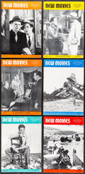 Movie Posters:Miscellaneous, New Movies Magazine Lot (National Board of Review of Motion Pictures Inc., 1944-1948). Very Fine. Magazines (26) (Multiple P... (Total: 26 Items)