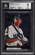 Baseball Cards:Singles (1970-Now), 1994 SP Alex Rodriguez #15 BGS Mint 9....