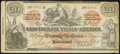 CT19/137 Counterfeit $20 1861 Very Fine-Extremely Fine