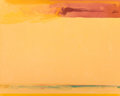 Fine Art - Work on Paper:Print, Helen Frankenthaler (1928-2011). Southern Exposure, 2005. Screenprint in colors on wove paper. 30-1/2 x 37-1/8 inches (7...