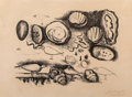Prints:Contemporary, Pablo Picasso (1881-1973). Coquillages et oiseaux, 1946. Lithograph on wove paper, second state of 2. 12-3/4 x 17-1/2 in...