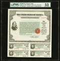 Large Size:Federal Proofs, $10,000 United States Treasury Note Series B Aug. 16, 1976 Due Aug. 15, 1986 PMG About Uncirculated 53.. ...
