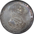 Mexico, Mexico: Augustin I Iturbide silver Mexico City Proclamation Medal 1823 MS63 NGC,...
