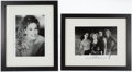 Autographs:Photos, Sarah Jessica Parker & Sex and the City Signed Framed Photograph Lot of 2.... (Total: 2 items)