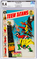 Bronze Age (1970-1979):Superhero, Teen Titans #37 Murphy Anderson File Copy (DC, 1972) CGC NM 9.4 Off-white to white pages....