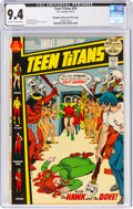 Bronze Age (1970-1979):Superhero, Teen Titans #39 Murphy Anderson File Copy (DC, 1972) CGC NM 9.4 Off-white to white pages....
