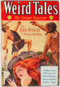 Pulps:Horror, Weird Tales - April 1932 (Popular Fiction) Condition: VG....