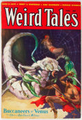 Pulps:Horror, Weird Tales - February 1933 (Popular Fiction) Condition: FN+....