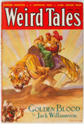 Pulps:Horror, Weird Tales - April 1933 (Popular Fiction) Condition: FN-....