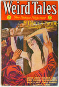 Pulps:Horror, Weird Tales - February 1932 (Popular Fiction) Condition: VG....
