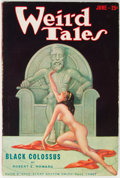 Pulps:Horror, Weird Tales - June 1933 (Popular Fiction) Condition: VG+....