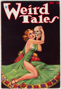 Pulps:Horror, Weird Tales - November 1933 (Popular Fiction) Condition: FN....