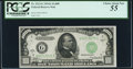 Small Size:Federal Reserve Notes, Fr. 2212-G $1,000 1934A Federal Reserve Note. PCGS Choice About New 55.. ...