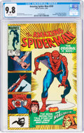 Modern Age (1980-Present):Superhero, The Amazing Spider-Man #259 (Marvel, 1984) CGC NM/MT 9.8 White pages....
