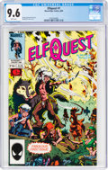 Modern Age (1980-Present):Miscellaneous, Elfquest #1 (Marvel, 1985) CGC NM+ 9.6 White pages....
