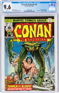 Bronze Age (1970-1979):Superhero, Conan the Barbarian #43 (Marvel, 1974) CGC NM+ 9.6 White pages....