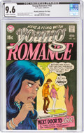 Silver Age (1956-1969):Romance, Young Romance #163 Murphy Anderson File Copy (DC, 1969) CGC NM+ 9.6 Off-white to white pages....