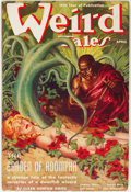 Pulps:Horror, Weird Tales - April 1938 (Popular Fiction) Condition: FN-....
