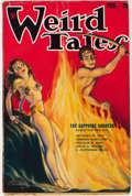 Pulps:Horror, Weird Tales - February 1934 (Popular Fiction) Condition: FN....