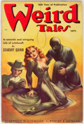 Pulps:Horror, Weird Tales - September 1938 (Popular Fiction) Condition: FN+....