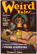 Pulps:Horror, Weird Tales - November 1938 (Popular Fiction) Condition: FN....