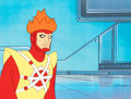 Animation Art:Production Cel, Super Friends Firestorm Production Cel (Hanna-Barbera,1985)....