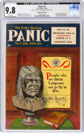Golden Age (1938-1955):Humor, Panic #3 Gaines File Copy 9/12 (EC, 1954) CGC NM/MT 9.8 White pages....